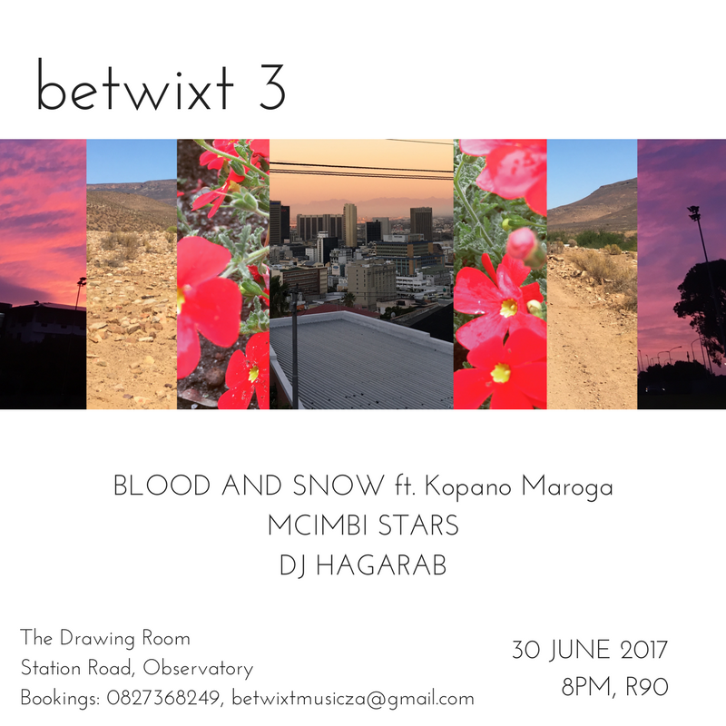 Poster for Betwixt 3.
